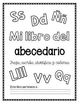 My Alphabet Book-Spanish