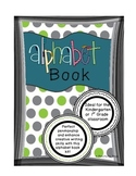 Alphabet Book - The Not So Boring Alphabet Book For Kids