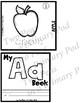My Alphabet Book and Mini Flipbooks BUNDLE