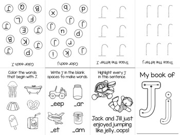 My Alphabet Books Bundle