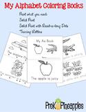My Alphabet Books Letter A FREEBIE