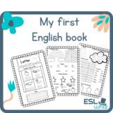 My Alphabet & Colours Interactive notebook