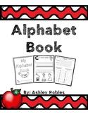 My Alphabet Practice Book