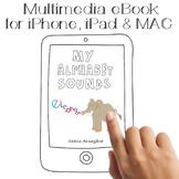 My Alphabet Sounds | Learn Phonics | Multimedia eBook | iO