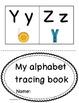 My Alphabet Tracing Book