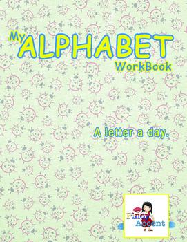 My Alphabet Workbook