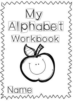 My Alphabet Workbook by Simply