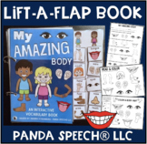 My Amazing Body: Lift a Flap Book