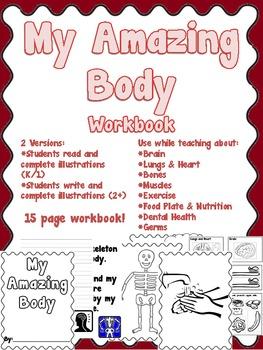 My Amazing Body Workbook