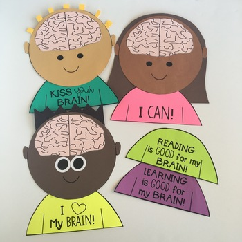 My Amazing Brain! ~ A Primary Resource about the Brain