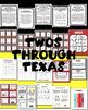 My Amazing Race  Across Texas--- 2s Multiplication Facts,