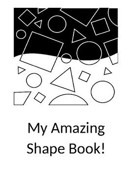 My Amazing Shape Book