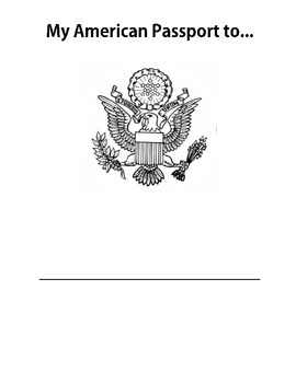My America Passport to...