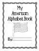My American Alphabet Book