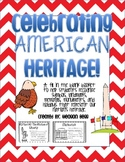 My American Heritage Book: Symbols, Memorials, Landmarks,