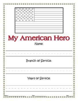 My American Hero