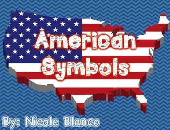 My American Symbols Booklet