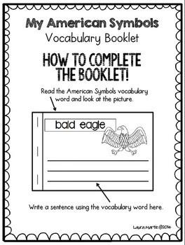 American Symbols Vocabulary