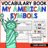 American Symbols Book | Distance Learning