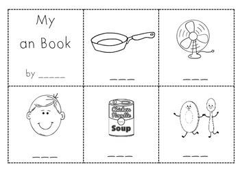 My An Book