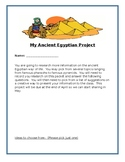 My Ancient Egypt Project