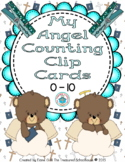 My Angel Number Clip Cards for 0-10