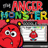 My Anger Monster, how anger looks and feels; Anger Management; SEL; angry temper