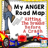 My Anger Road Map: Identifying Triggers & Strategies Lesson for Anger Management