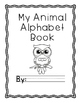 My Animal Alphabet Book