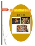 My Animal Book - Tigers