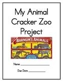 My Animal Cracker Zoo Design Project