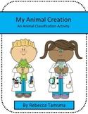 My Animal Creation - Animal Classification Science Activity