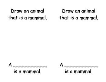 My Animal Groups