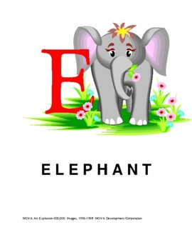 My Animal Picture Book