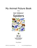 My Animal Picture Book with Gail Gibbons' Spiders