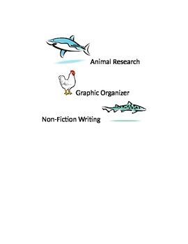 My Animal Research (2nd Grade)