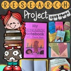"""""""My Animal Research Project,"""" A CCSS Aligned Informative Writing Unit"""