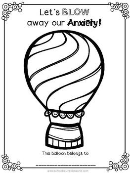My Anxiety Balloon