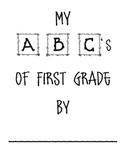 My Any Grade Memory Book