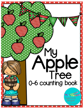 My Apple Tree- 0-6 counting book