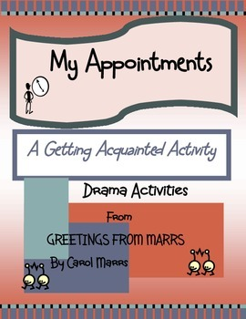 Drama Game-My Appointments