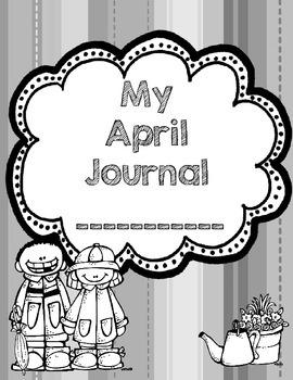 My April Journal