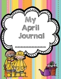 My April Journal
