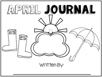 April Journal