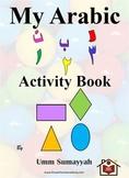 My Arabic Activity Book