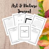 My Art and Nature Journal: 6 Creative Ways to Explore Nature