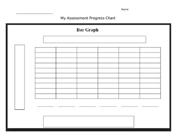 My Assessment Progress Chart