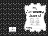 Grade 1 ELA Modules Domain 6: My Astronomy Journal