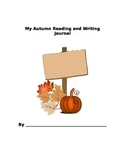 My Autumn Reading and Writing Journal