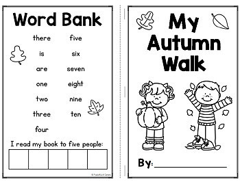 Fall Counting Emergent Reader